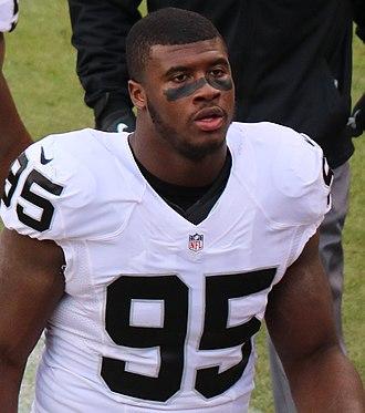 Jihad Ward - Ward in the 2016 NFL season.