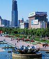 Jingsi Road Shangquan, Shizhong, Jinan, Shandong, China, 250000 - panoramio (17).jpg