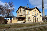 Jinonice nádraží budova od kolejí 1.jpg
