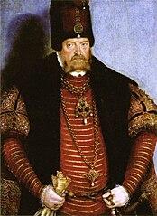Portrait Elector Joachim II of Brandenburg