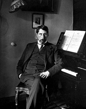 Johan Wagenaar - Johan Wagenaar in 1912