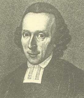 Johann Peter Berg German academic