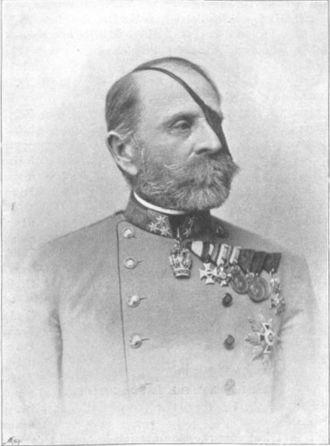 Johann von Appel - Johann von Appel, 1900