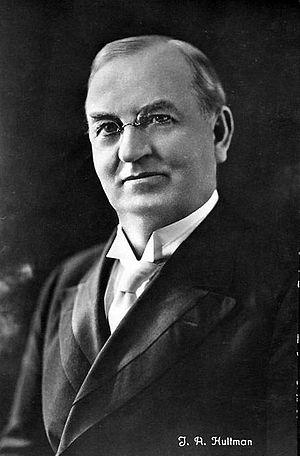 Johannes Alfred Hultman