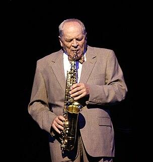 John Dankworth British musician