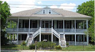 Dr. John B. Patrick House United States historic place