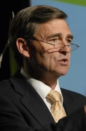 1996 Victorian state election - Image: John Brumby 2007crop