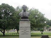 John A. Wharton monument, Austin, TX IMG 2180