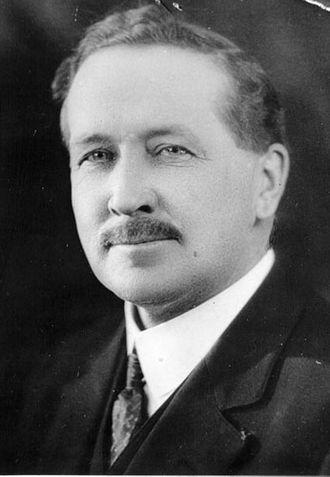 Saskatchewan Grain Growers' Association - John Archibald Maharg (1872–1944), first president of the SGGA