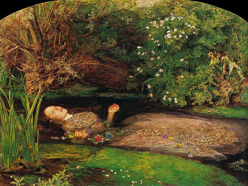 File:John Everett Millais - Ophelia - WGA15685.jpg ...
