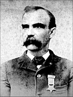 John Henry Dorman American Civil War Medal of Honor recipient