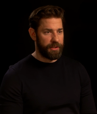 John Krasinski, American actor and filmmaker