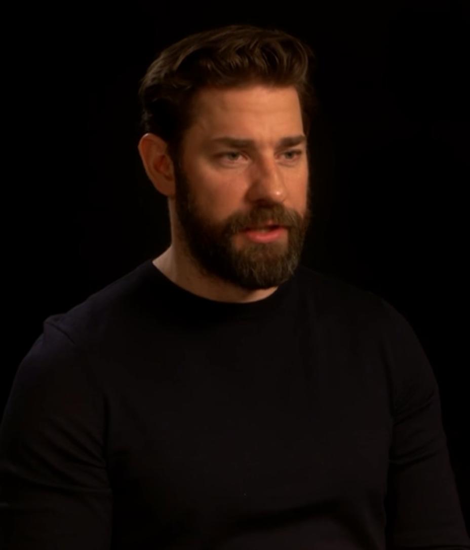 John Krasinski 2018