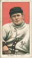 John McGraw, New York Giants, baseball card portrait LCCN2008676497.tif