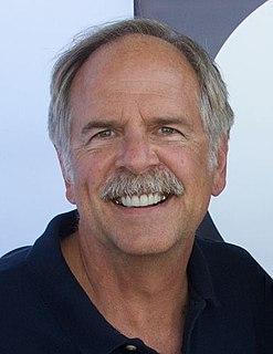 John Naber American swimmer, Olympic gold medalist, former world record-holder