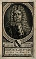 John Radcliffe. Line engraving by Kraus after Sir G. Kneller Wellcome V0004866ER.jpg
