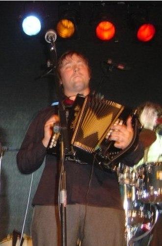 John Spiers - John Spiers at Towersey Village Festival 2008