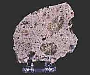 HED meteorite - Johnstown, diogenite