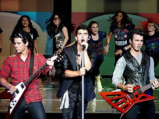 Jonas Brothers American pop rock band