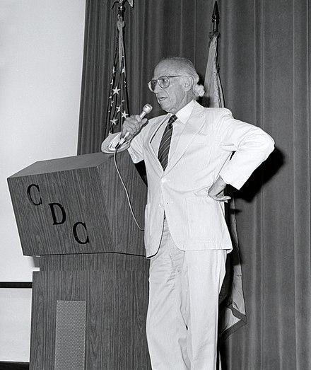 ジョナス・ソーク(Jonas Salk)Wikipediaより