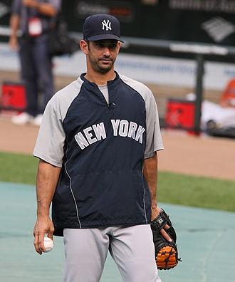 Jorge Posada - Posada with the New York Yankees in 2009
