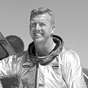 Joseph A. Walker - Walker in 1961