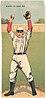 Joseph Lake-Robert Wallace, St. Louis Browns, baseball card portrait LCCN2007683893.jpg