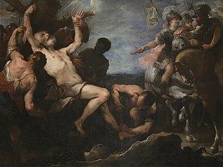 The Flaying of Saint Bartholomew
