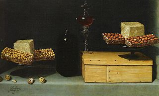 Still Life with Sweets