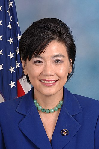 California's 32nd congressional district - Image: Judy Chu official portrait