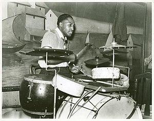 Drum - A drum kit