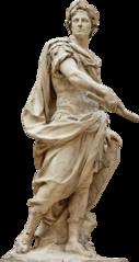 Jules César, dit parfois à tort, Scipion l'Africain