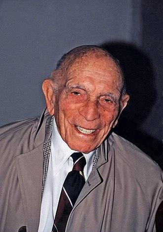 Julius J. Epstein - Julius J. Epstein in 1997