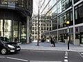 Junction of New Fetter Lane and Bartlett Court - geograph.org.uk - 1803109.jpg
