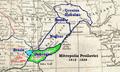 Jurisdicţia Mitropoliei Proilaviei - 1812 - 1828.PNG