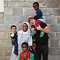 Justin Mayo visits an African Orphanage.jpg