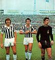Juventus FC - 1973 - G. Marchetti, R. Bettega, D. Zoff.jpg