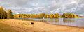 Jyväskylä - beach in Ristikivi.jpg
