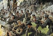 Kämpfe auf dem Doberdo