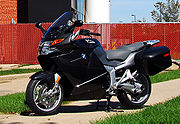 BMW K1200GT sport touring bike