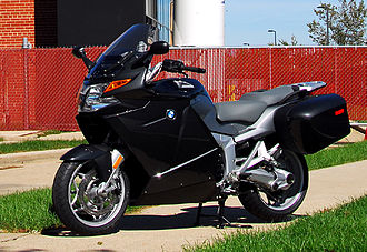 Sport touring motorcycle - BMW K1200GT sport touring motorcycle