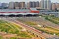 K340次哈尔滨西站通过 - panoramio.jpg