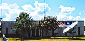 Greenville, Texas - KGVL radio station in Greenville