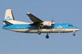 KLM Cityhopper Fokker 50 PH-LXJ AMS 2006-7-18.png