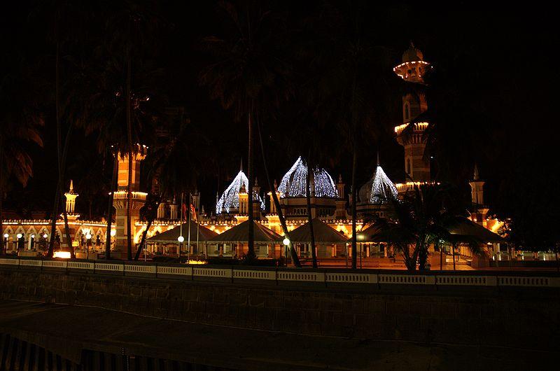 Soubor:KL - Masjid Jamek.jpg