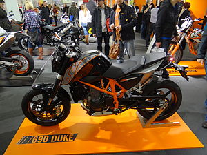 KTM 690 Duke