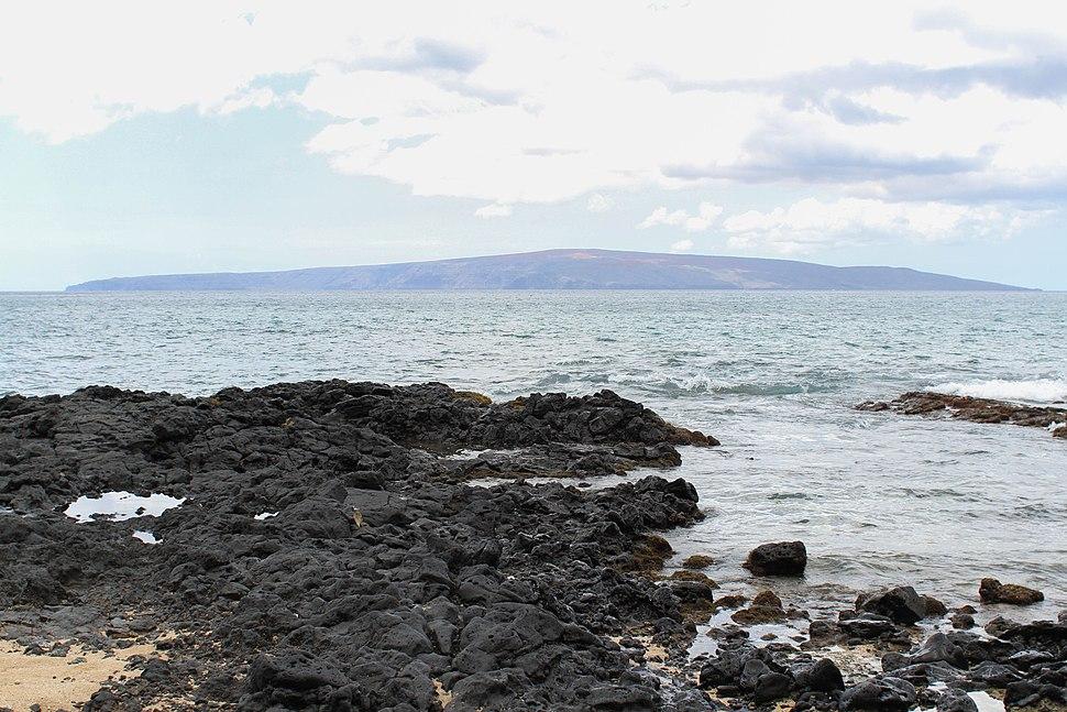 Kahoolawe from Makena Maui