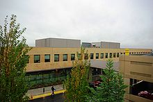 Kaiser Sunnyside Medical Center - Wikipedia on kaiser permanente, northwest hospital campus map, kaiser sunnyside medical center map, kaiser hospital map,