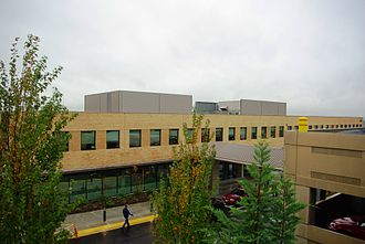 Kaiser Sunnyside Medical Center - Buildings on the campus