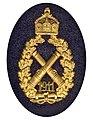 Kaiserabzeichen Artillerie.JPG